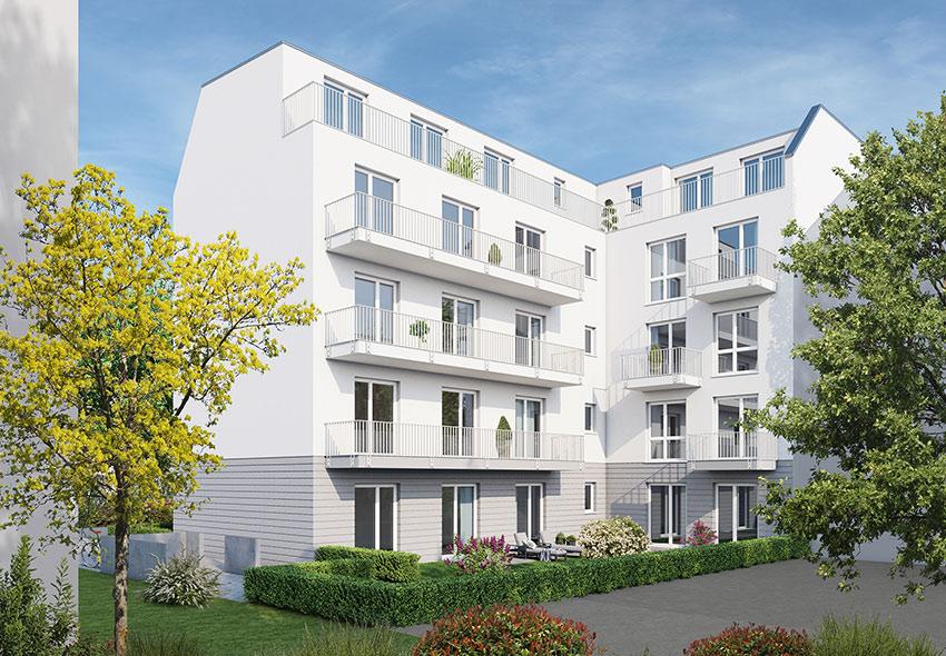 Neubau Wohnung in Berlin kaufen