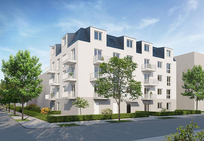 Eigentumswohnung in Wilhelmsruh kaufen