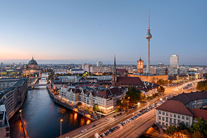 Eigentumswohnung im Neubau Berlin