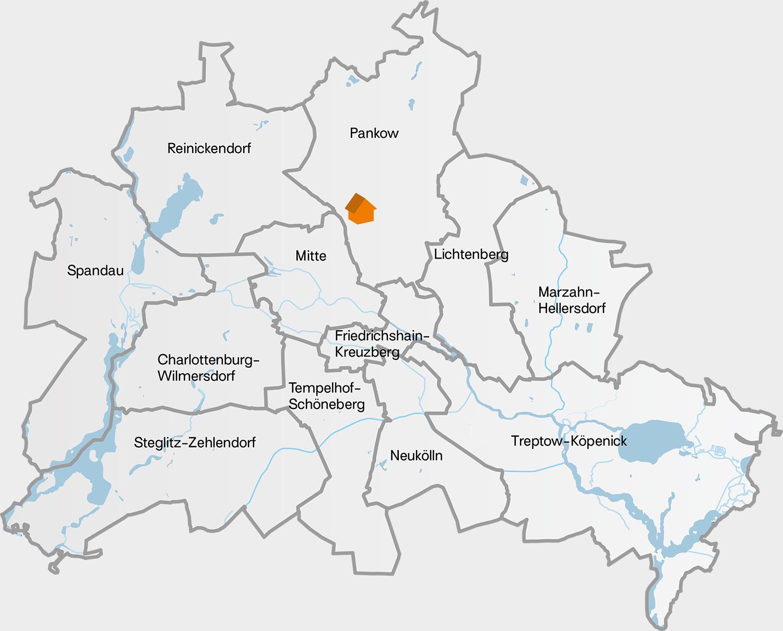 Wohnung kaufen in Niederschönhausen Berlin