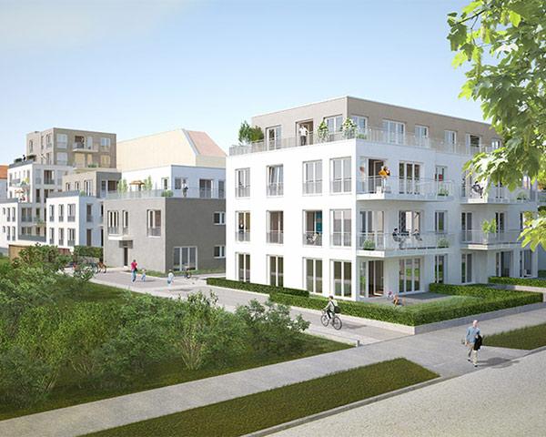 Wohnen in Berlin Adlershof
