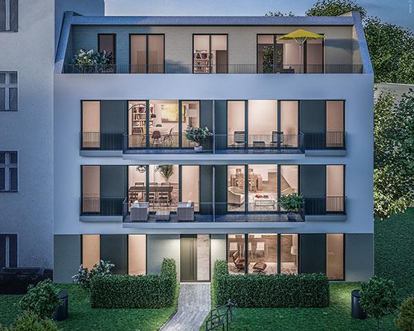 Wohnung Neubau in Berlin Pankow kaufen