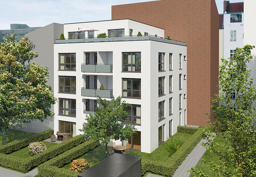 City-Wohnung in Berlin kaufen