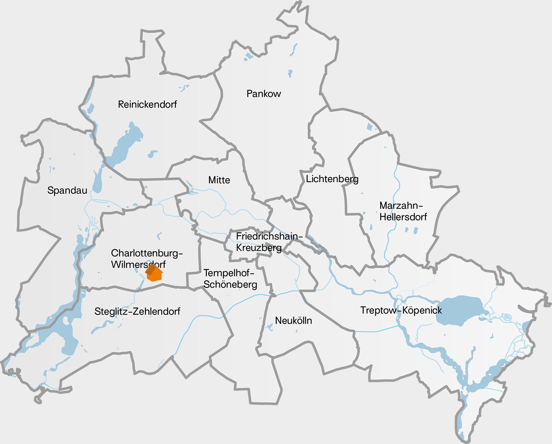 Eigentumswohnung kaufen Berlin Charlottenburg