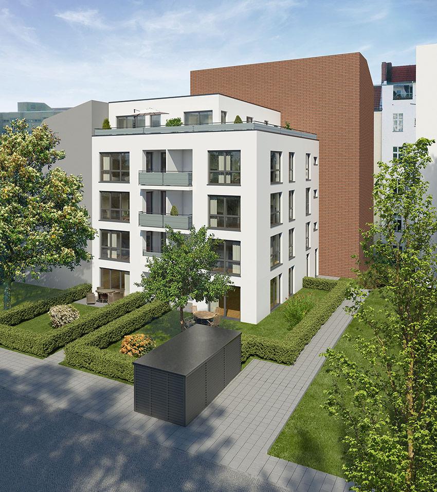 Wohnung kaufen in Wilmersdorf Berlin