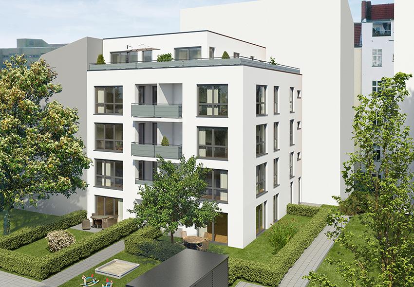 Wohnung kaufen in Charlottenburg Neubau