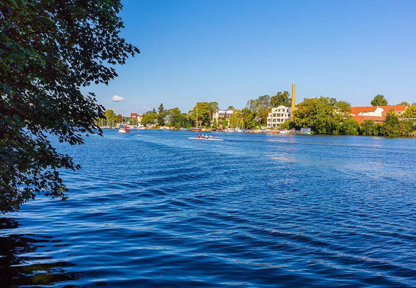 Wohnung am See / Müggelsee in Berlin kaufen