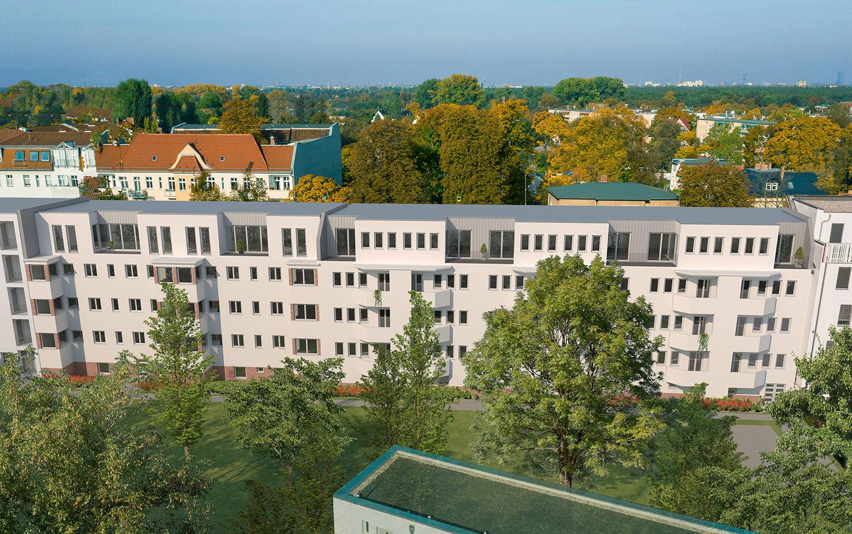 Neubauwohnung kaufen in Johannisthal Berlin