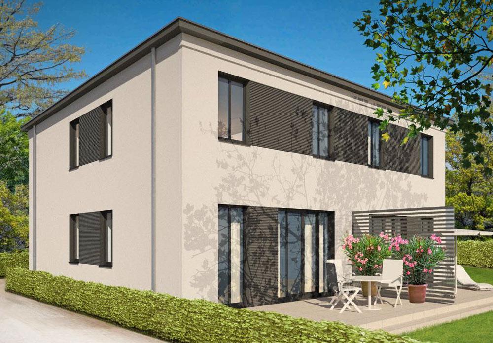 Doppelhaus Neubau in Niederschönhausen kaufen im Raum Berlin